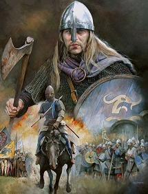 In 1066 on this day an invading Norwegian force led by King Harald Hardrada of Norway defeated an English army under King Harold Godwinson at the village of Stamford Bridge, East Riding of Yorkshire.