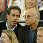Larry David - Jerry Seinfeld 