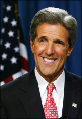 In 2004 on this day Senator John Kerry of Massachusetts defeated incumbent President George W. Bush. Foreign policy was the dominant theme throughout the election campaign, particularly Bushs conduct of the War on Terrorism and the 2003 invasion of Iraq.