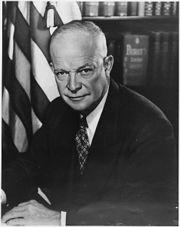 Eisenhower - US President