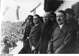 In 1936 on this day at the Winter Olympics in Bavaria, Great Britain upset 1932 gold medalists Canada to win the final round of the mens ice hockey.