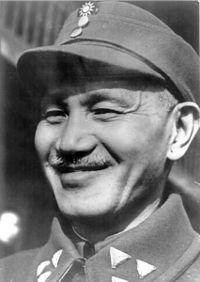 - Chiang Kai-Shek