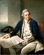 By 1849 the Hawaiian Islands had increasing connections with the outside world following its discovery by the Englishman Captain James Cook (pictured) in 1778. Known as the Sandwich Isles for some time, Europeans and Americans would make visits for trade on the islands and some to create permanent settlements.