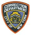 NYC Department - of Corrections