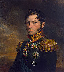 In 1830 having asserted its independence from the Netherlands, the Belgian National Congress considered several candidates for the Kingship of the newly-formed country.