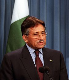  - Pervez al-Musharraf