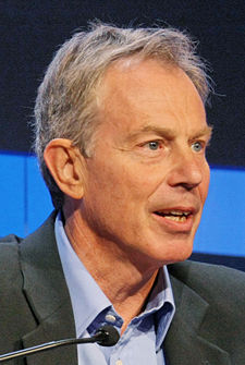 Tony Blair - British PM