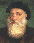 In 1498 on this day the Portuguese explorer Vasco de Gama (pictured) became the first European to reach India via the Atlantic Ocean when he arrived at Calicut on the Malabar Coast.