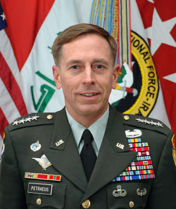 C-in-C - David Petraeus