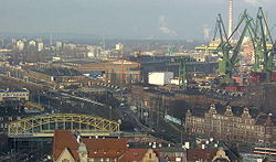 Gdansk - Shipyard