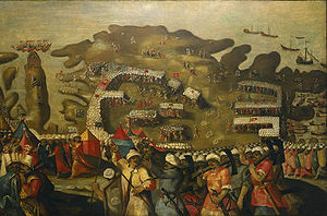 In 1565 on this day a huge Turkish Fleet 