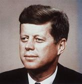 US President - John F. Kennedy
