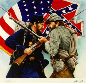 In 1866 with the US Congress in Philadelphia  deeply divided between Free Soil Republicans and Southern sympathizing Tory Democrats the debate over the Reconstruction Programme in the North entered a new phase with the reports of armed clashes in New Mexico between drifting Confederate and settled black Union Veterans.