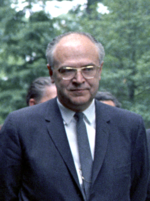 Soviet ambassador - Anatoly Dobrynin