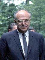 Soviet ambassador - Anatoly Dobrynin