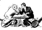 Crisis Over - Armwrestling