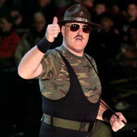 Sgt. Slaughter - Bob Remus