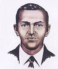  - D.B. Cooper