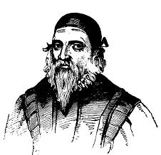 In 1581 just when it appeared that science and magic were set to diverge, the English arch-conjuror John Dee (pictured) invented the scrying mirror.