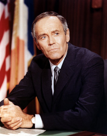 In 1905 on this day the thirty-eighth President of the United States Henry Jaynes Fonda was born in Grand Island, Nebraska.