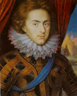 In 1594 on this day Henry IXth, King of England was born Henry Frederick Stuart (eldest son of James I & VI) in Stirling Castle, Scotland.