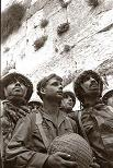Israeli Paratroopers - Wailing Wall
