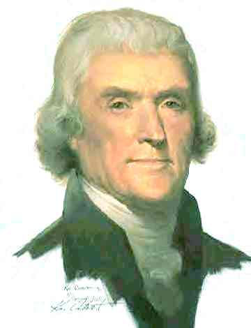 "In 1791 on this day the delegates of the Confederation Congress chose Thomas Jefferson for Presiding Officer marking the election of the nineteenth and final holder of the ceremonial office of ""President of the United States in Congress Assembled""."