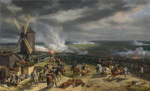 In 1792 near the northern village of Valmy in Champagne-Ardenne, the Duke of Brunswicks Prussian Regulars crushed citizen volunteers serving under French Generals Fran&ccedil;ois Kellermann and Charles Dumouriez.