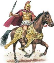 In 334 BC on this day King Alexander III of Macedon was killed in a battle with the forces of the Persian satraps of Asia Minor at the crossing of the Granicus River.