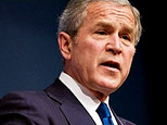 US President - George W. Bush