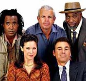 Cast - Michael Richards Show