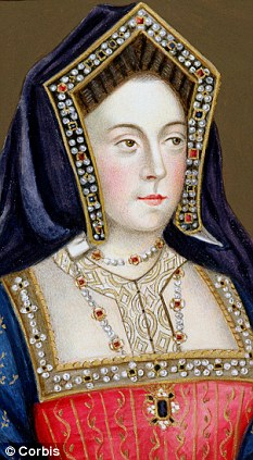 In 1536 on this day Catherine of Aragon beloved wife to King Arthur II of England died at the Palace of Westminister. She was fifty years old.