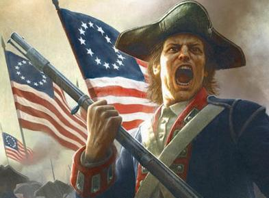 In 1779 the Revolutionary War ended with the final surrender of British forces to the Continental Army at Yorktown, Virginia.