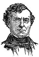 In 1804 on this day Franklin Pierce (pictured) was born in Hillsborough, New Hampshire.
