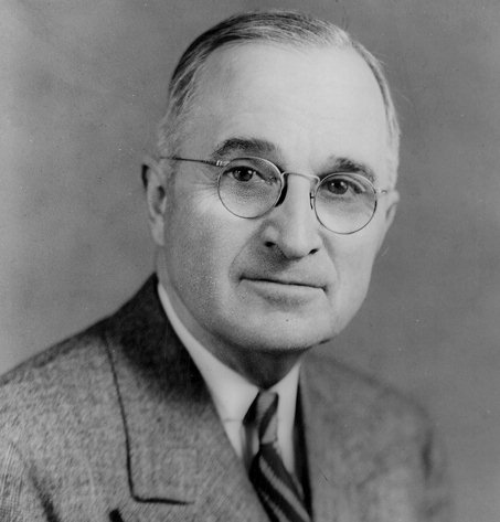 US President - Harry S. Truman