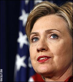 Hilary Clinton - US President