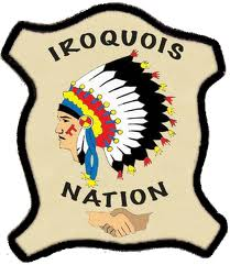 In 1754 Iroquois Leave Albany Congress. As Europeans explored and settled North America, the Native American peoples gained new markets for prized beaver pelts.  A confederation of Iroquois-speaking peoples made up of the Seneca, Cayuga, Onondaga, Oneida, and Mohawk tribes served as the dominant political entity in the region and economic center through which most of the beaver pelts passed on their way to Dutch traders. 