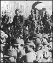 Japanese Troops - entering Magadan