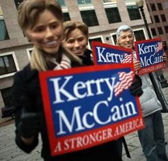 In 2007 on this day the bipartisan Presidency of John Kerry ended with his tragic death in office and ironically, the elevation of VP John McCain caused such a political earthquake that just twelve months later, three parties would race for the White House.