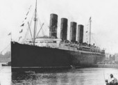  - RMS Lusitania