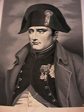 - Napoleon Bonaparte