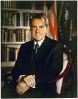 Richard Nixon - US President