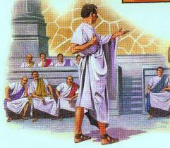 In 193 AD after the assassination of Emperor Commodus, the Roman Senate arose under the guidance of Publius Helvius Pertinax to reinstate the principles of republicanism after more than two centuries of rule by emperors.