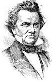 In 1861 Northern Democrat Stephen Douglas was inaugurated as the 16th President of the United States of America.
