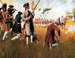 "In 1776 Benjamin Franklin sent a letter to General Charles Lee, expressing his wish that ""pikes could be introduced"" along with ""bows and arrows"", which, Franklin added, ""were good weapons, not wisely laid aside"". What if the Continental Congress and the American army had taken up Franklins suggestion?"