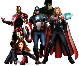 In 2012 on this day the blockbuster movie <I>Marvels The Avengers premiered worldwide with Johnny Depp the surprise casting choice for the role of Tony Stark, genius, billionaire, playboy, and philanthropist with a mechanical suit of armor.