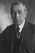 In 1856 on this day the tenth President of the Confederate States, Thomas Woodrow Wilson was born in Staunton, Virginia.